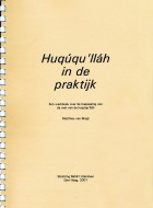 Huqúqu'lláh in de praktijk