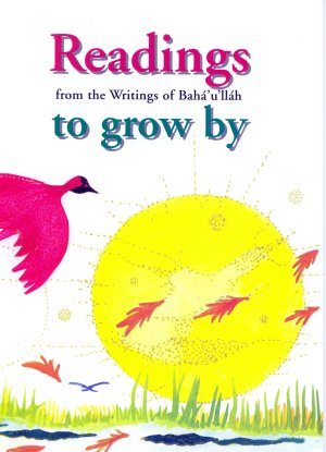 Aanbieding: Readings to grow by