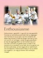 Enthousiasme