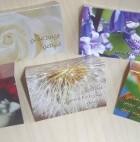 Gebedskaartjes, set van 5 stuks