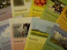 Tien kaarten naar keuze
