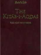 The Kitáb-i-Aqdas
