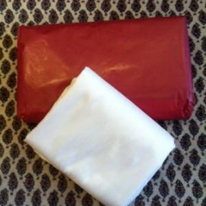 zijde pakket
