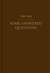 Some Answered Questions (hard cover new edition)