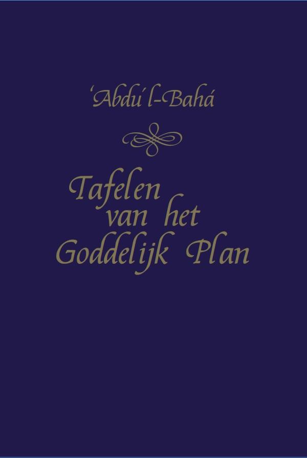 Tafelen van het Goddelijk Plan
