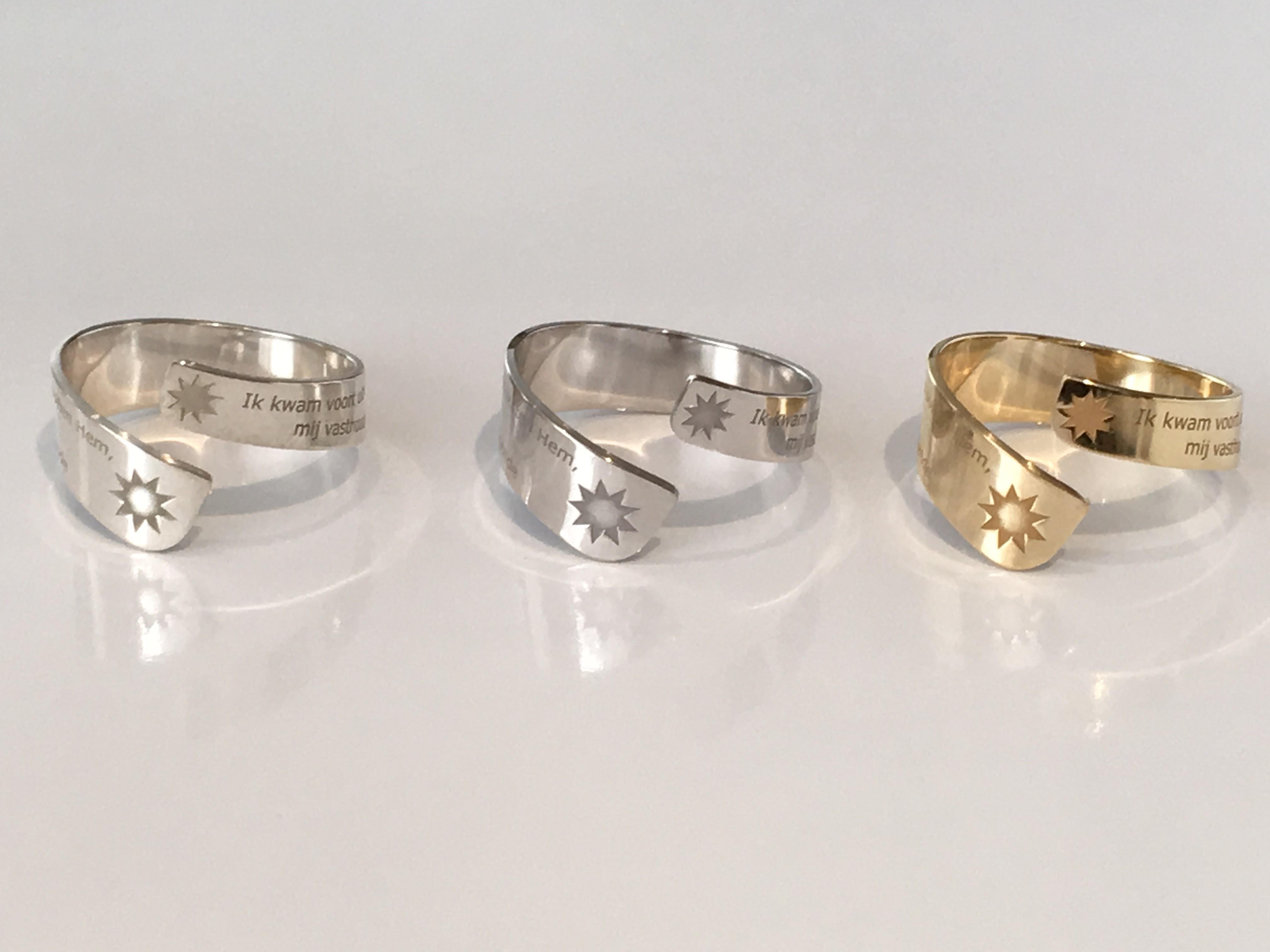 3 ringen